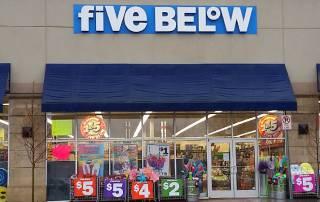 Five Below Easter Drive