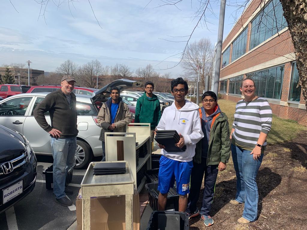 150 Laptops Donation By Ellucian | Philadelphia Children's