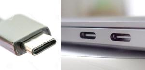 thunderbolt/USB-C